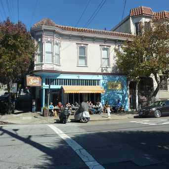 Photo of Cafe Du Soleil in Lower Haight, San Francisco