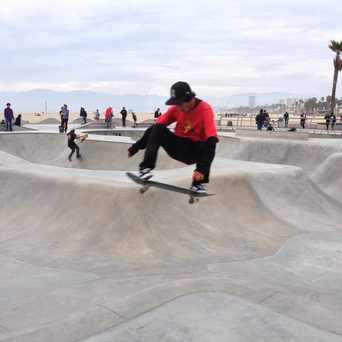 Photo of Venice Beach in Venice, Los Angeles