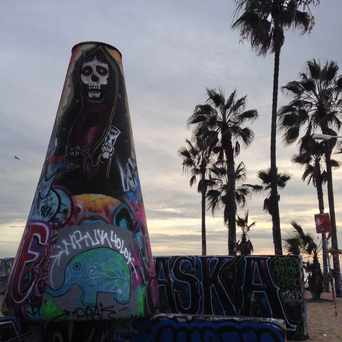 Photo of Venice Beach in Venice, Los Angeles