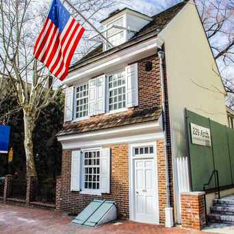 Photo of Betsy Ross House in Center City East, Philadelphia