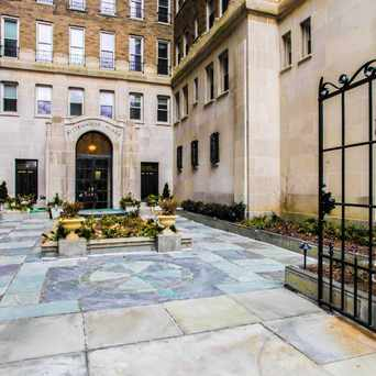 Photo of Rittenhouse Plaza in Center City West, Philadelphia