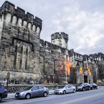 Photo of Eastern State Penitentiary in Fairmount - Art Museum, Philadelphia