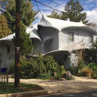 Photo of The Mushroom House in Bethesda in Bethesda