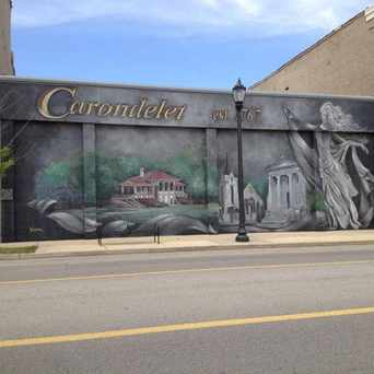 Photo of Carondelet Wall Mural in Patch, St. Louis