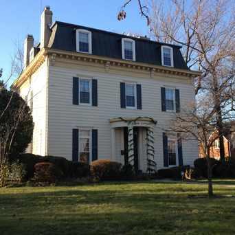 Photo of Shepherd Mansion in Colonial Village - Shepherd Park, Washington D.C.