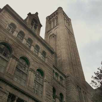 Photo of Allegheny County Courthouse in Downtown, Pittsburgh