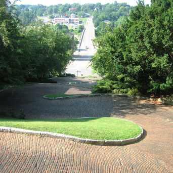 Photo of Top of Snake Alley in Burlington