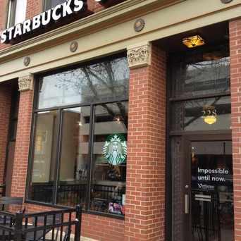 Photo of Starbucks in Iowa City