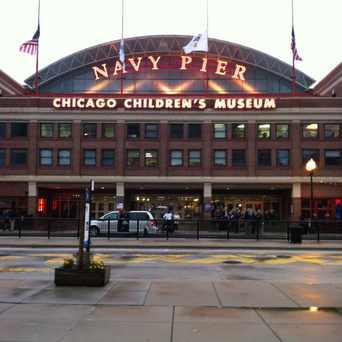 Photo of Navy Pier Beer Garden in Near North Side, Chicago