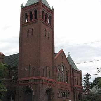 Photo of Knox Presbyterian Church in Woodstock