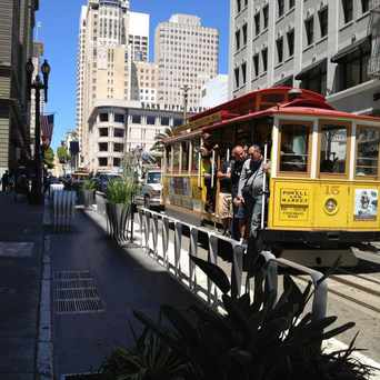 Photo of Parklet in Downtown-Union Square, San Francisco