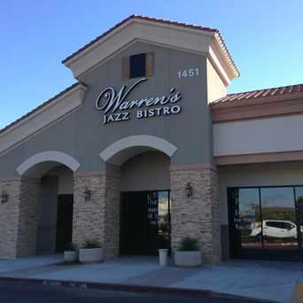 Photo of Warren's Jazz Bistro in Spectrum at Val Vista, Gilbert