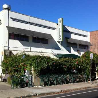 Photo of Bill's Café in Willow Glen, San Jose