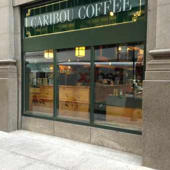 Photo of Caribou Coffee in The Loop, Chicago