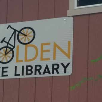 Photo of Golden Bike Library in Golden