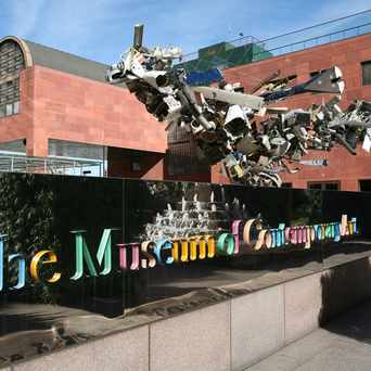 Photo of The Museum of Contemporary Art in Downtown, Los Angeles