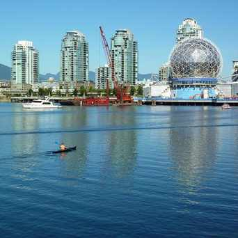 Photo of Science World at Telus World of Science in Vancouver