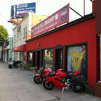 Photo of beverly hills ducati in Mid-City West, Los Angeles
