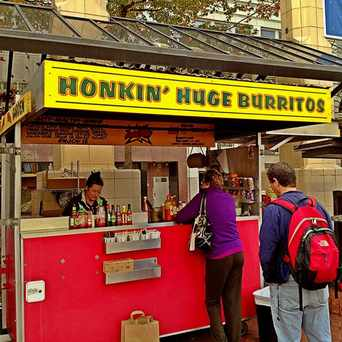 Photo of Honkin' Huge Burritos in Downtown, Portland