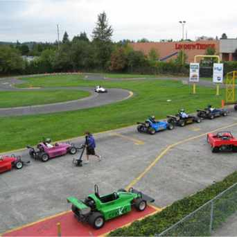 Photo of Malibu Raceway in Greenway, Beaverton