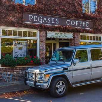 Photo of Pegasus Coffee House in Bainbridge Island