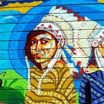 Photo of Street Art At 22nd And Bartlett in Mission District, San Francisco