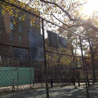 Photo of West 4th Street Courts in Greenwich Village, New York