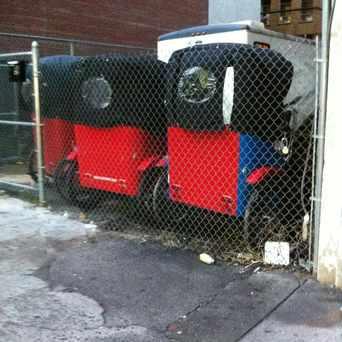 Photo of Peddi Cab Lot in NoMad, New York
