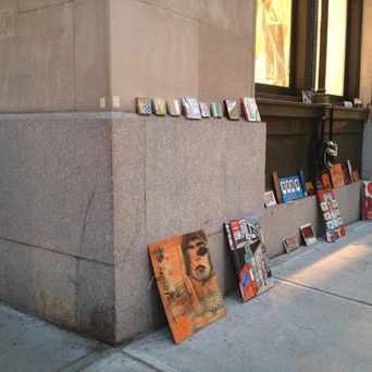 Photo of Urban Art On canvas in SoHo, New York