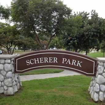 Photo of Scherer Park in Bixby Knolls, Long Beach