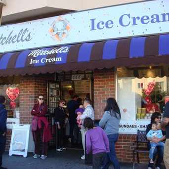 Photo of Mitchell's Ice Cream in Noe Valley, San Francisco