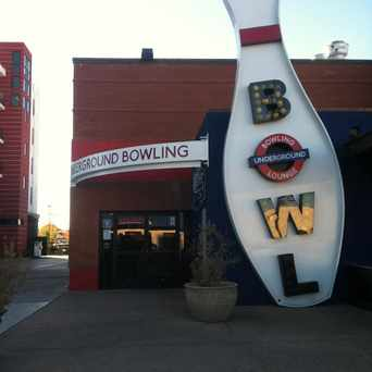 Photo of Underground Bowling Lounge. in Lancaster