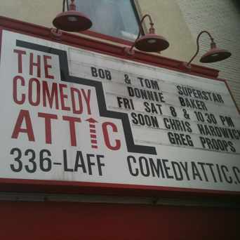 Photo of Comedy Attic in Bloomington
