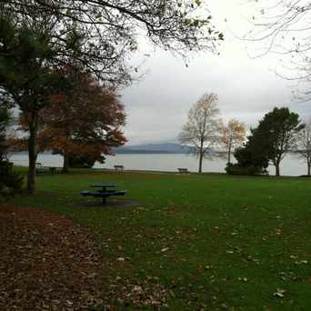 Photo of Boulevard Park in Bellingham