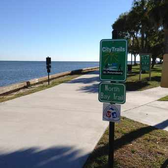 Photo of North Bay Trail in Historic Old Northeast, St. Petersburg