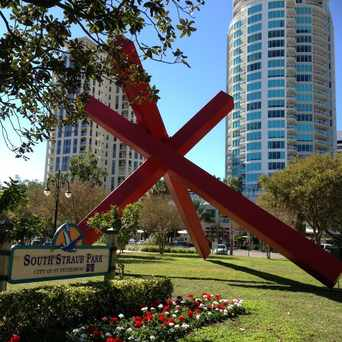 Photo of South Straub Park in Downtown, St. Petersburg
