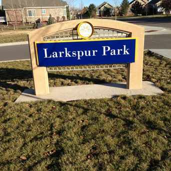 Photo of Larkspur Park in Saddle Rock Golf Club, Aurora