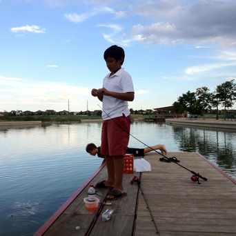Photo of Central Park Fishing Pier in Stapleton, Denver