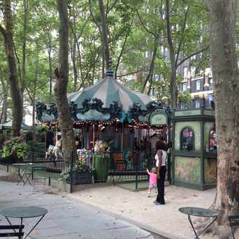 Photo of Bryant Park in Midtown East, New York