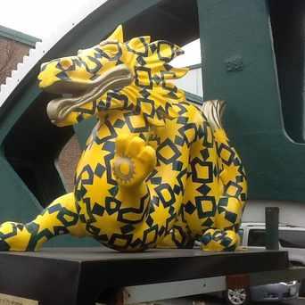 Photo of Dragon in Goodrich - Kirtland Park, Cleveland