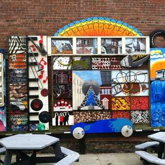 Photo of Akron Mural in Downtown, Akron