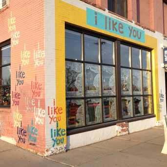 Photo of I Like You in Nicollet Island, Minneapolis