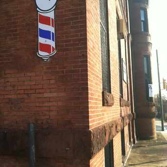Photo of The Edge Hair Studio in Barclay, Baltimore