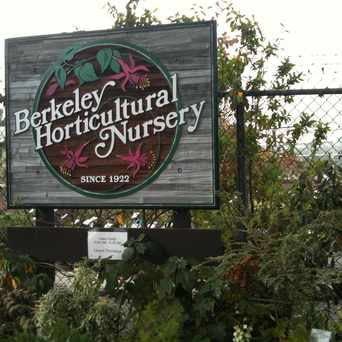 Photo of Berkeley Horticultural Nursery, McGee Avenue, Berkeley, CA in Berkeley