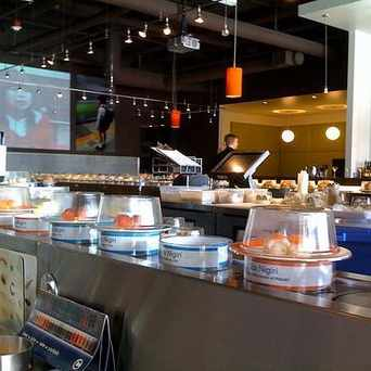 Photo of Blue C Sushi in Fremont, Seattle