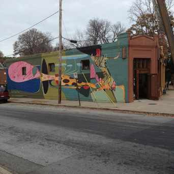Photo of Elizabeth St. Wall Mural in Inman Park, Atlanta