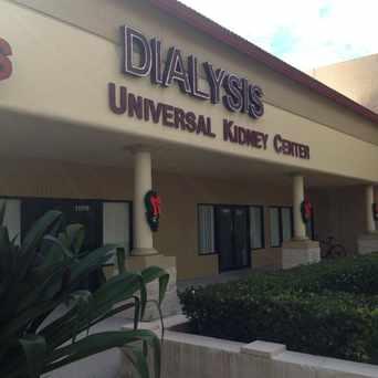 Photo of Universal Kidney Center-Davie, West State Road 84, Davie, FL in Davie