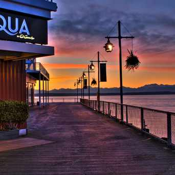 Photo of Aqua by El Gaucho in Belltown, Seattle