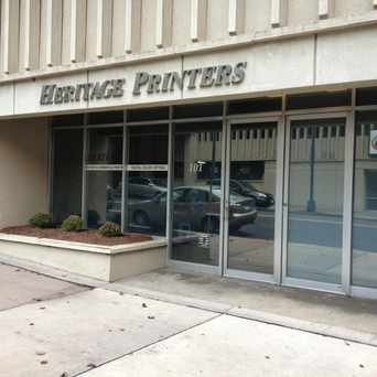 Photo of Heritage Printers in Downtown, Hartford