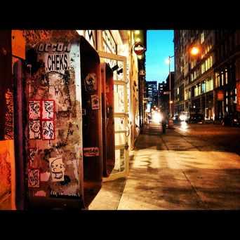 Photo of Slap Stickers in SoHo, New York